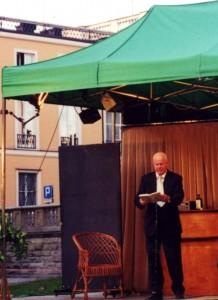 Jan Machulski na X KTO