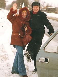 Tania i Siergiej Shavarynsky - Pożegnanie z Rosją