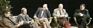 J.Snopkiewicz, J.Onyszkiewicz, M.Chojecki, A.Drawicz i ATK
